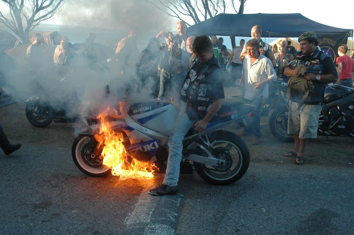 2010 / Nomads Motorcycle Club of Cape Town