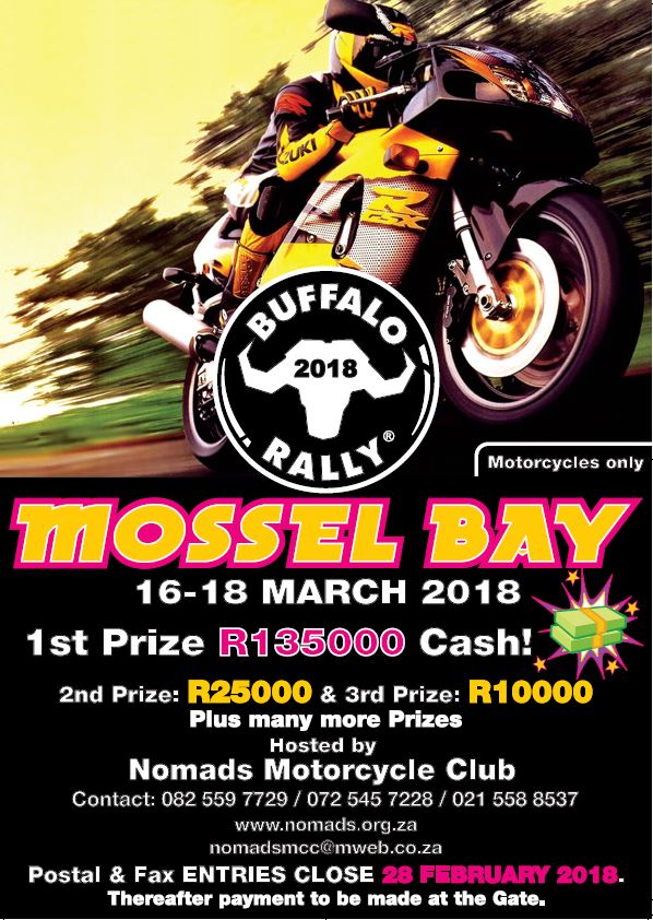 2018 / Nomads Motorcycle Club of Cape Town