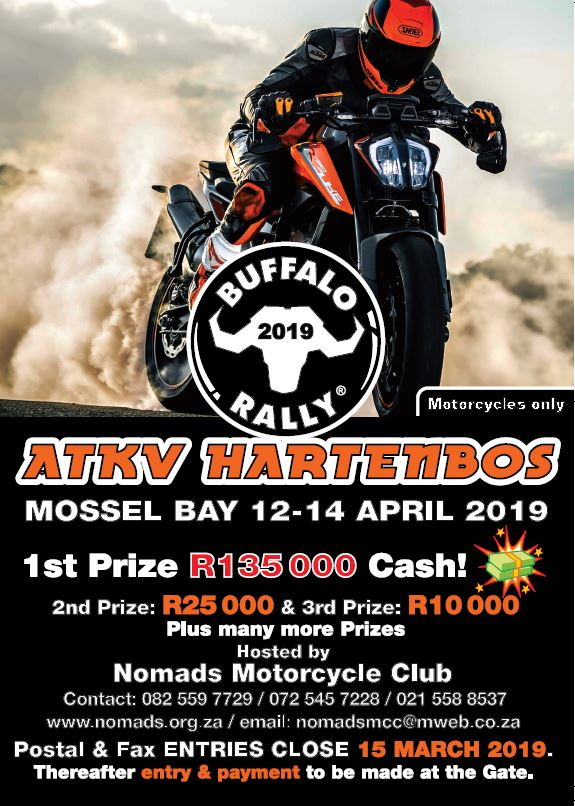 2019 / Nomads Motorcycle Club of Cape Town